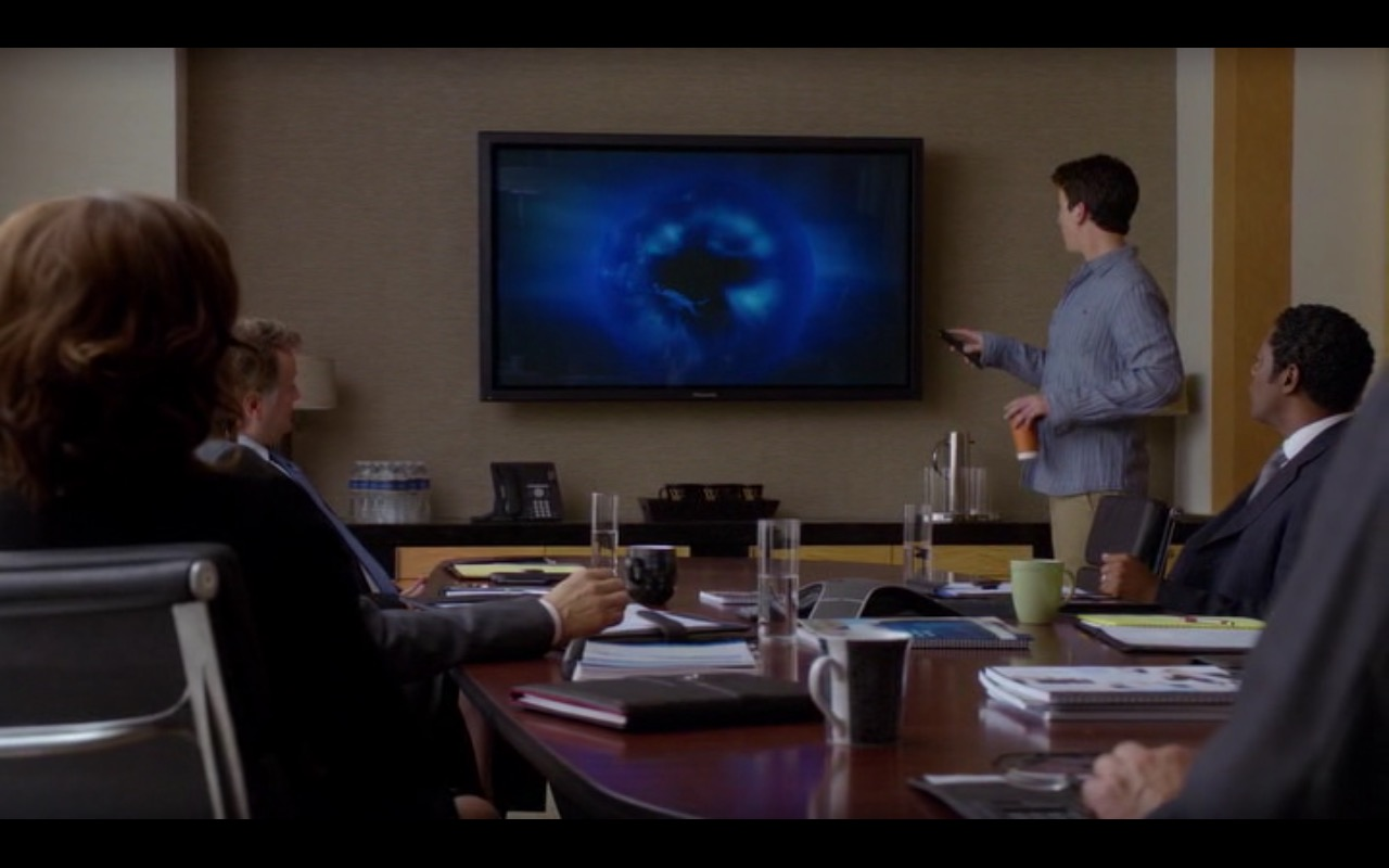 Panasonic TV – Get a Job (2016) Movie Product Placement