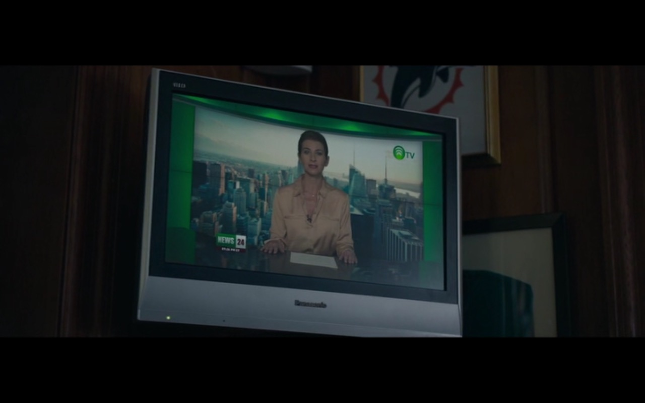 Panasonic TV – The Gamechangers (2015) - Movie Product Placement