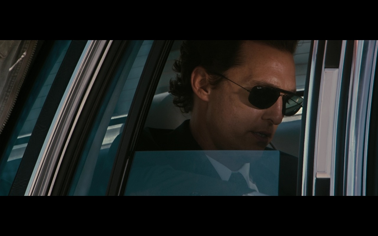 Ray-Ban Sunglasses – The Lincoln Lawyer 2011 Movie Product Placement (1)