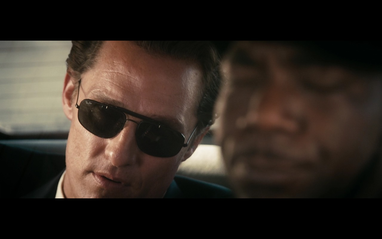 Ray-Ban Sunglasses – The Lincoln Lawyer 2011 Movie Product Placement (2)