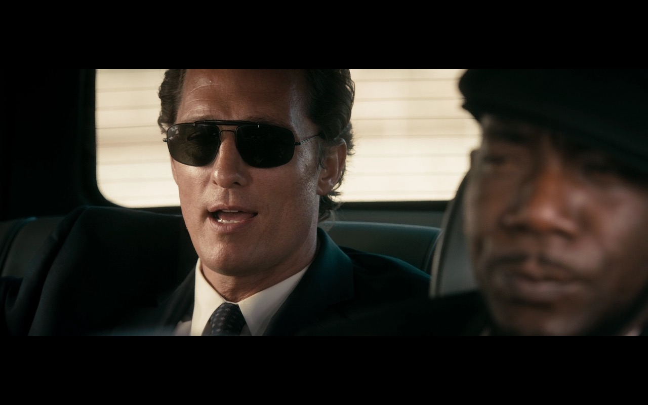 Ray-Ban Sunglasses – The Lincoln Lawyer 2011 Movie Product Placement (4)