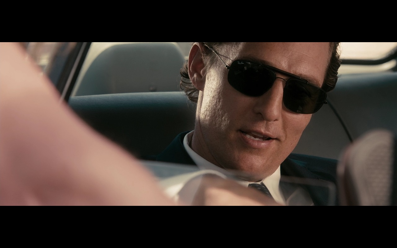 Ray-Ban Sunglasses – The Lincoln Lawyer 2011 Movie Product Placement (5)