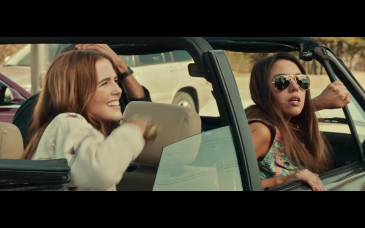 Ray-Ban Sunglasses For Women – Dirty Grandpa (2016) Movie