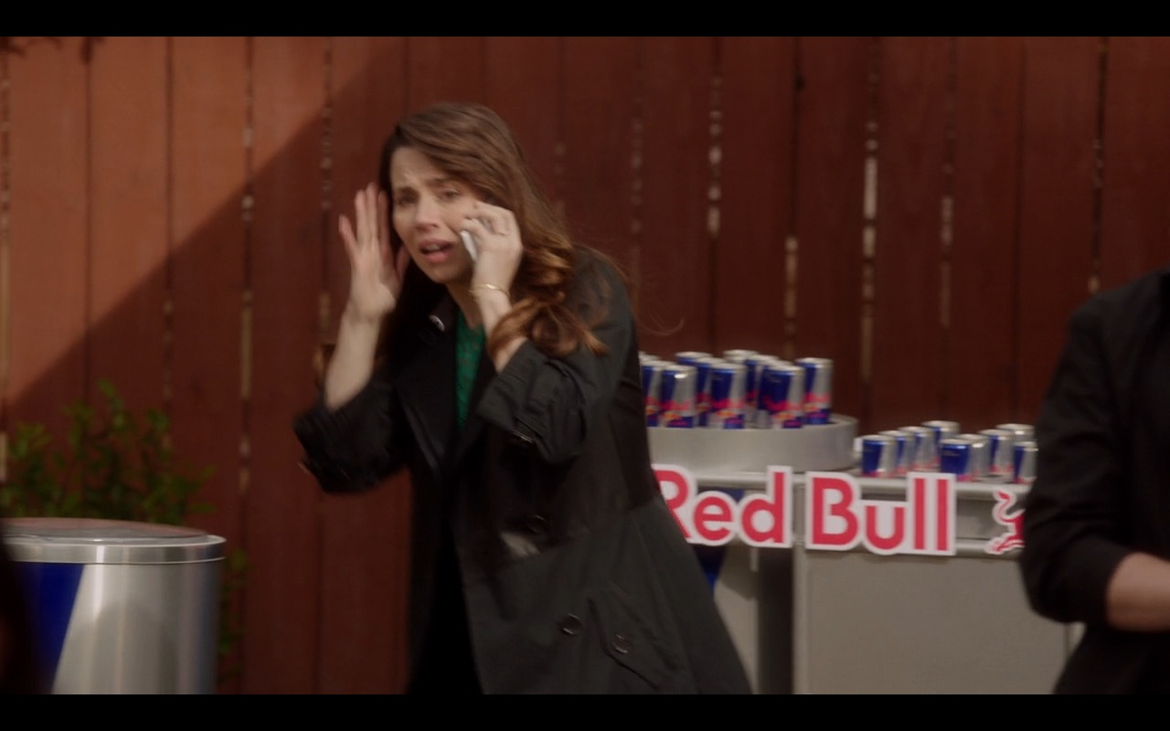 Red Bull – Daddy's Home (2015) - Movie Product Placement