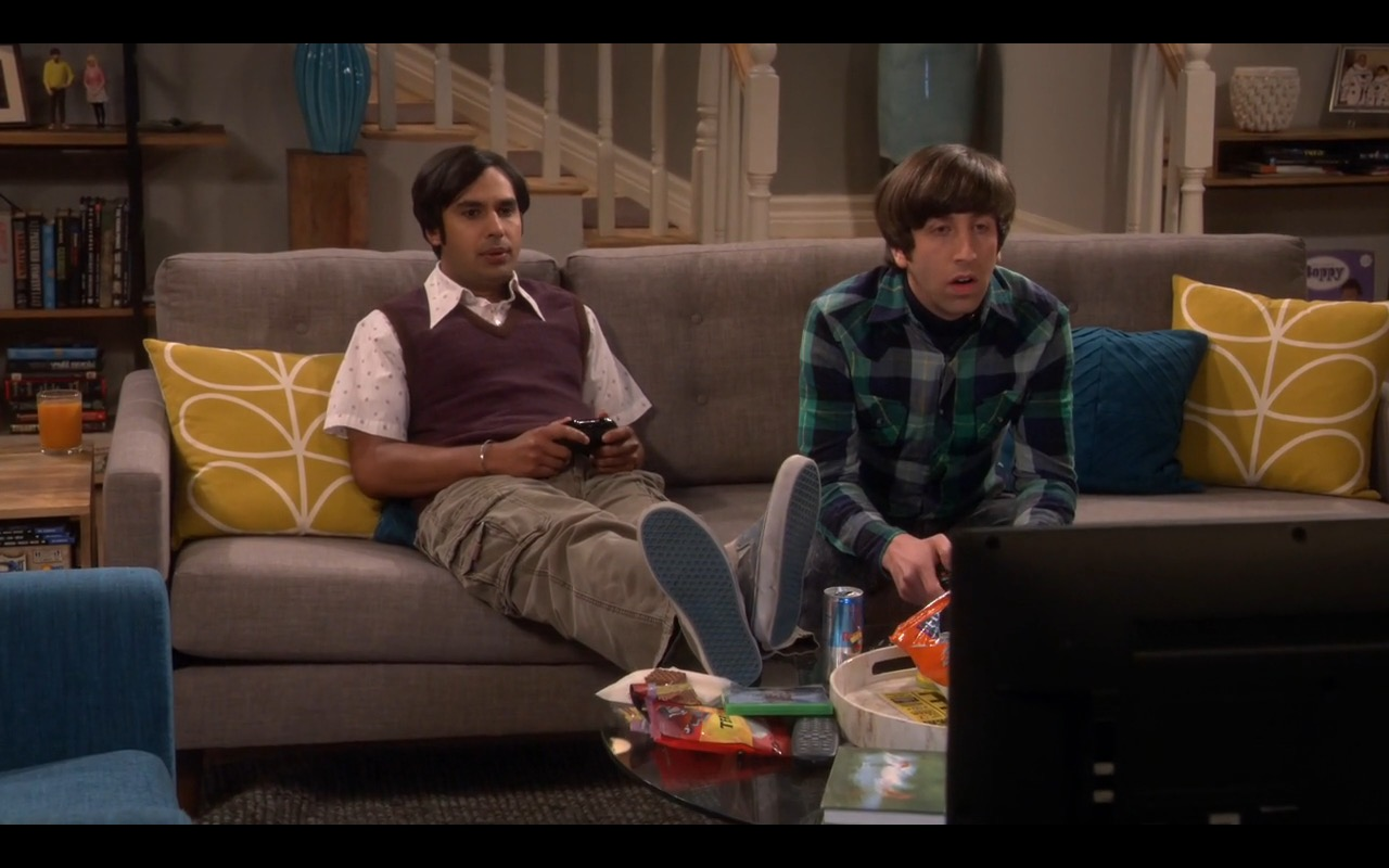 Red Bull – The Big Bang Theory - TV Show Product Placement