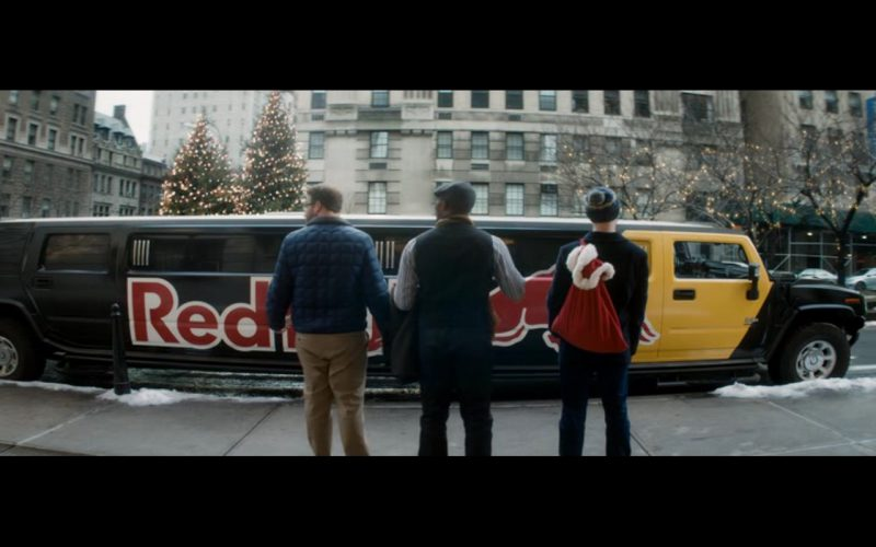 Red Bull – The Night Before 2015 Movie Product Placement (1)