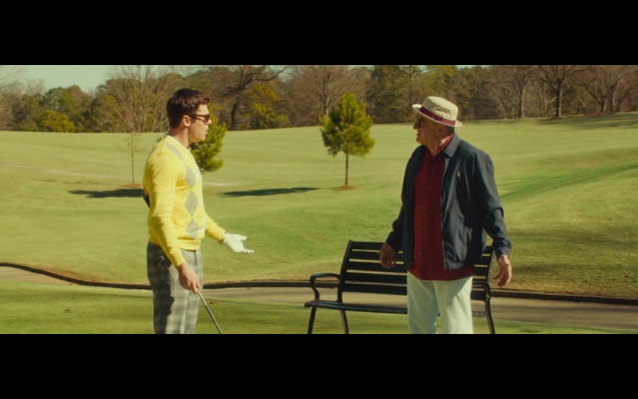 Ralph Lauren Jacket – Dirty Grandpa (2016) Movie