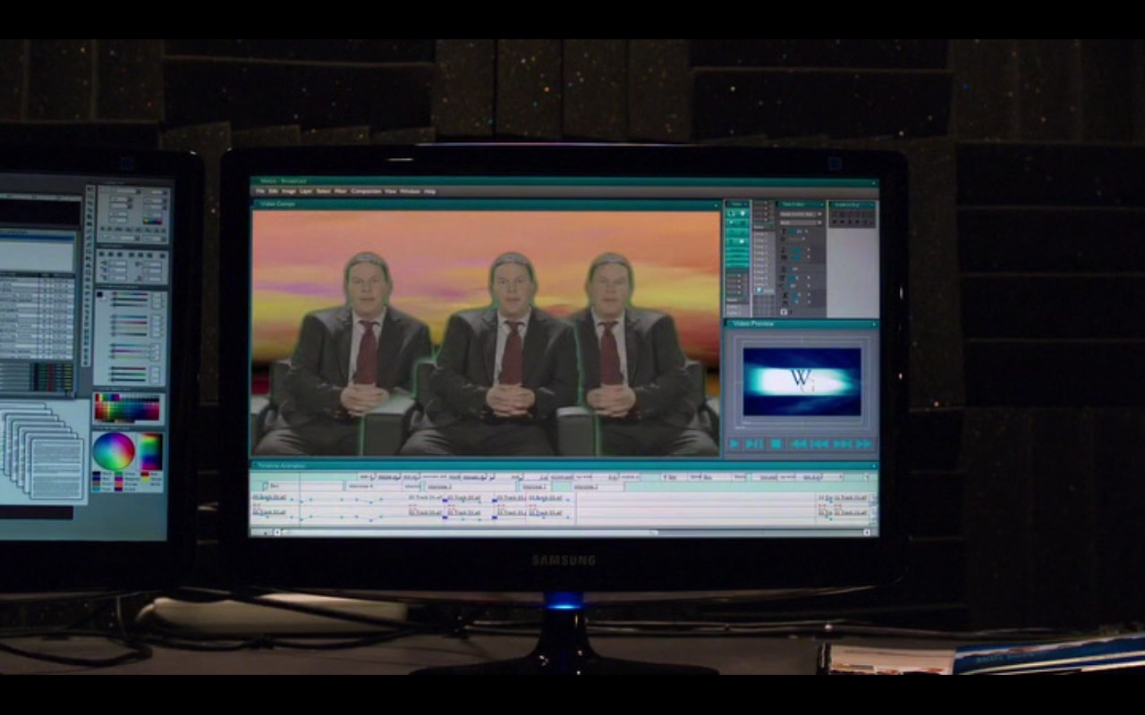 Samsung Monitors – Get a Job (2016) Movie Product Placement