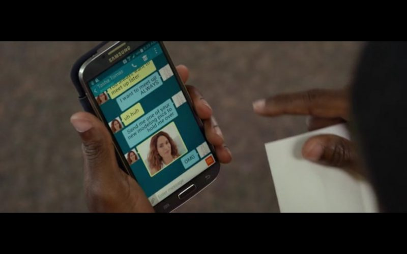 Samsung Smartphone – Ride Along 2 – 2016