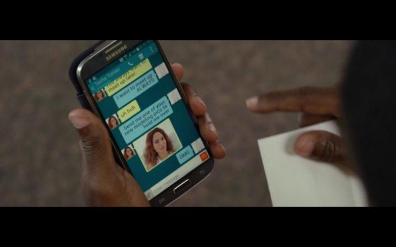 Samsung Smartphone – Ride Along 2 – 2016