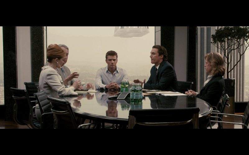 San Pellegrino Water – The Lincoln Lawyer 2011 (1)