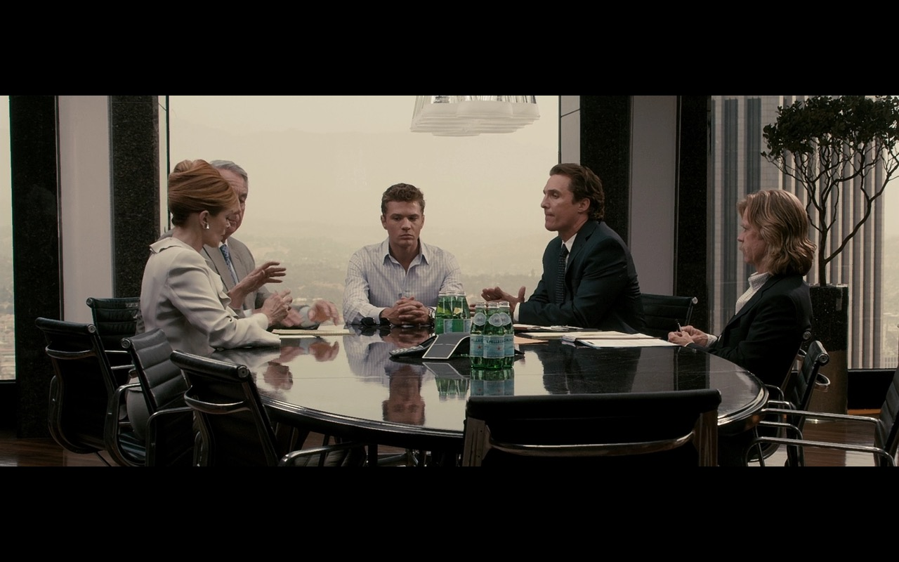 San Pellegrino Water - The Lincoln Lawyer (2011) - Movie Product Placement