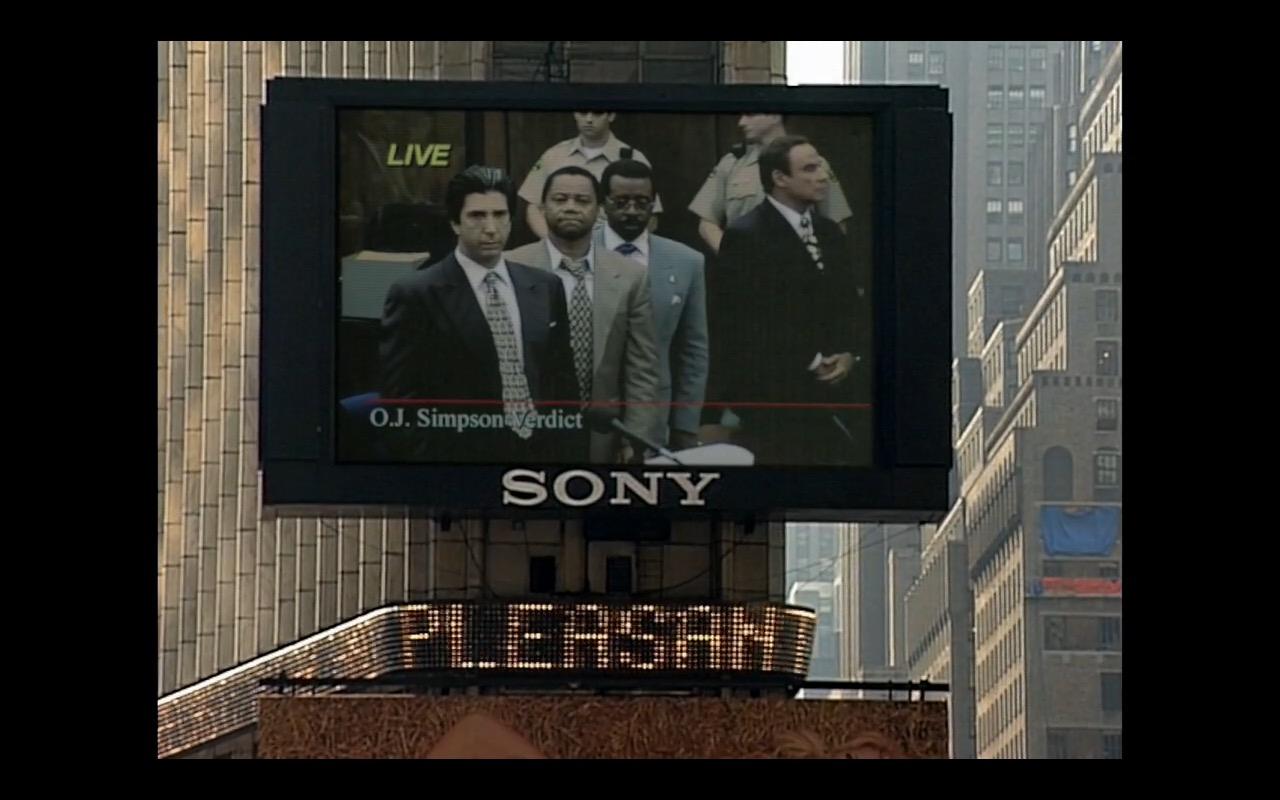 Sony - American Crime Story