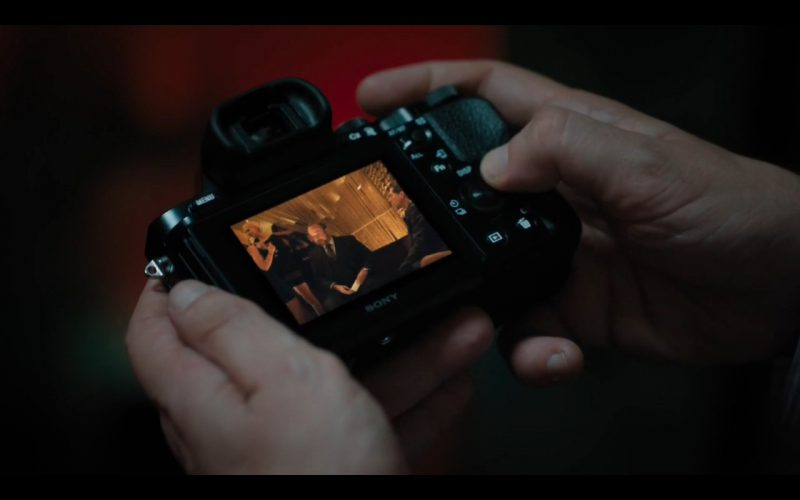 Sony Camera – Billions (1)