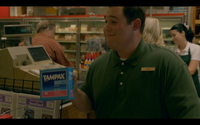 Tampax – American Crime Story (1)