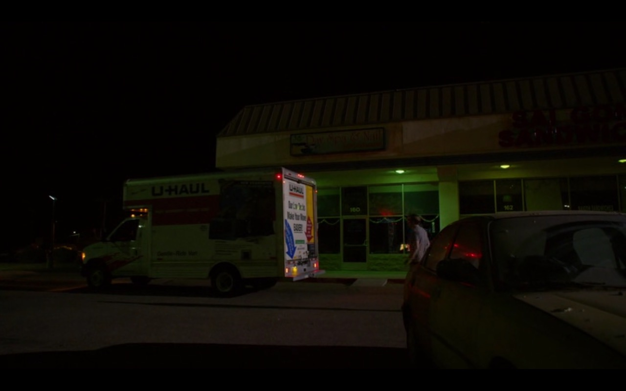 U-haul – Better Call Saul TV Show Product Placement