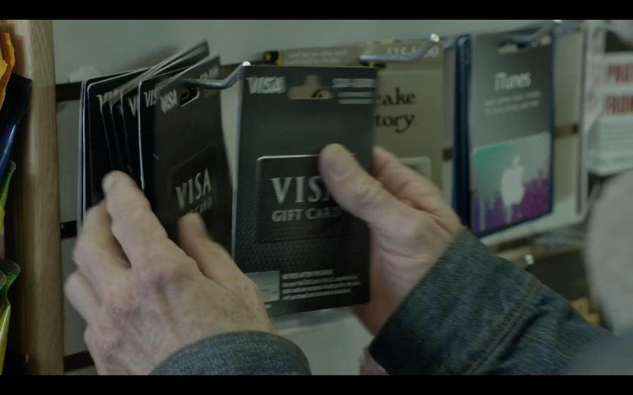Visa and iTunes - Shameless (1)