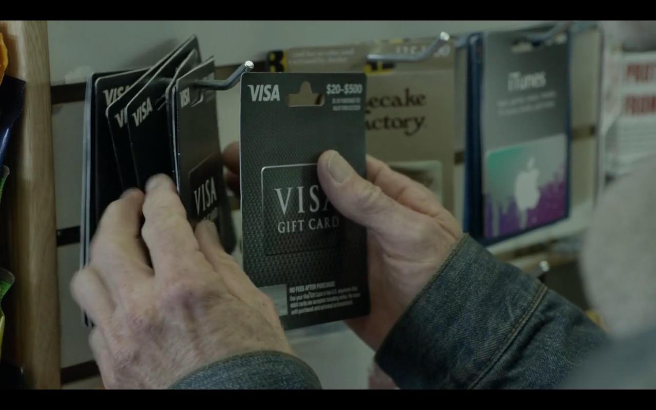 Visa and iTunes - Shameless (2)