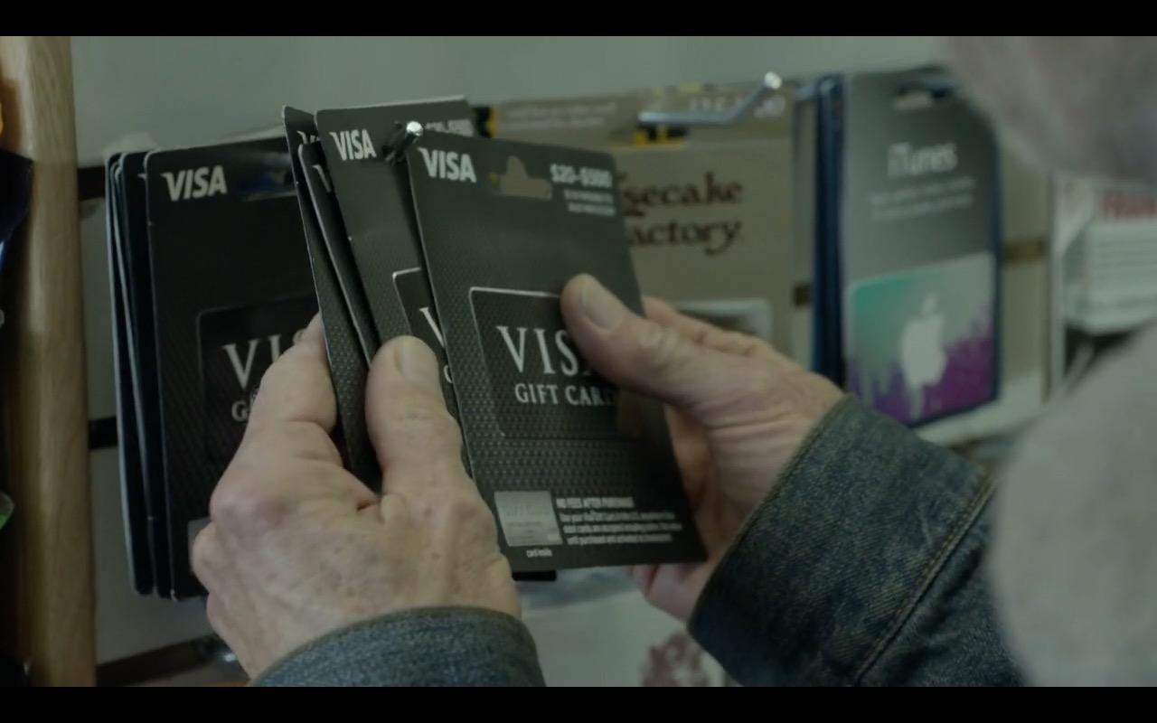 Visa and iTunes - Shameless (3)