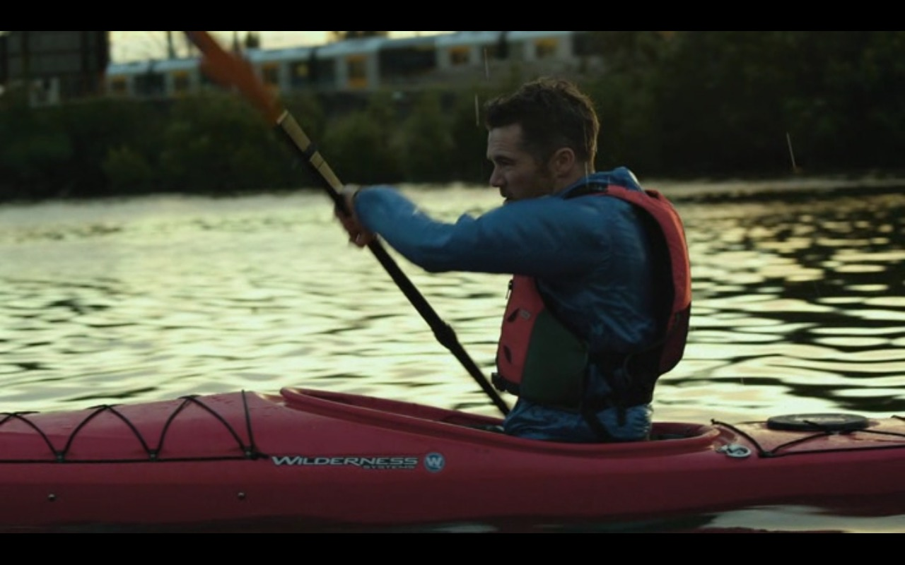 Wilderness Systems Kayaks – Ruben Guthrie (2015) Movie Product Placement