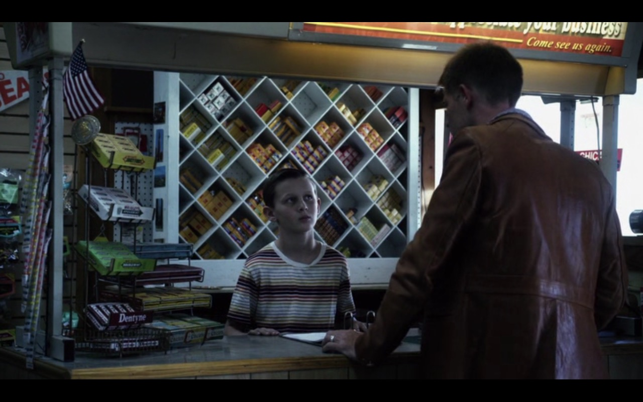 Wrigley and Dentyne – Better Call Saul - TV Show Product Placement