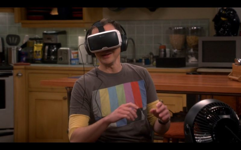 ZEISS VR One (Virtual Reality) – The Big Bang Theory (1)