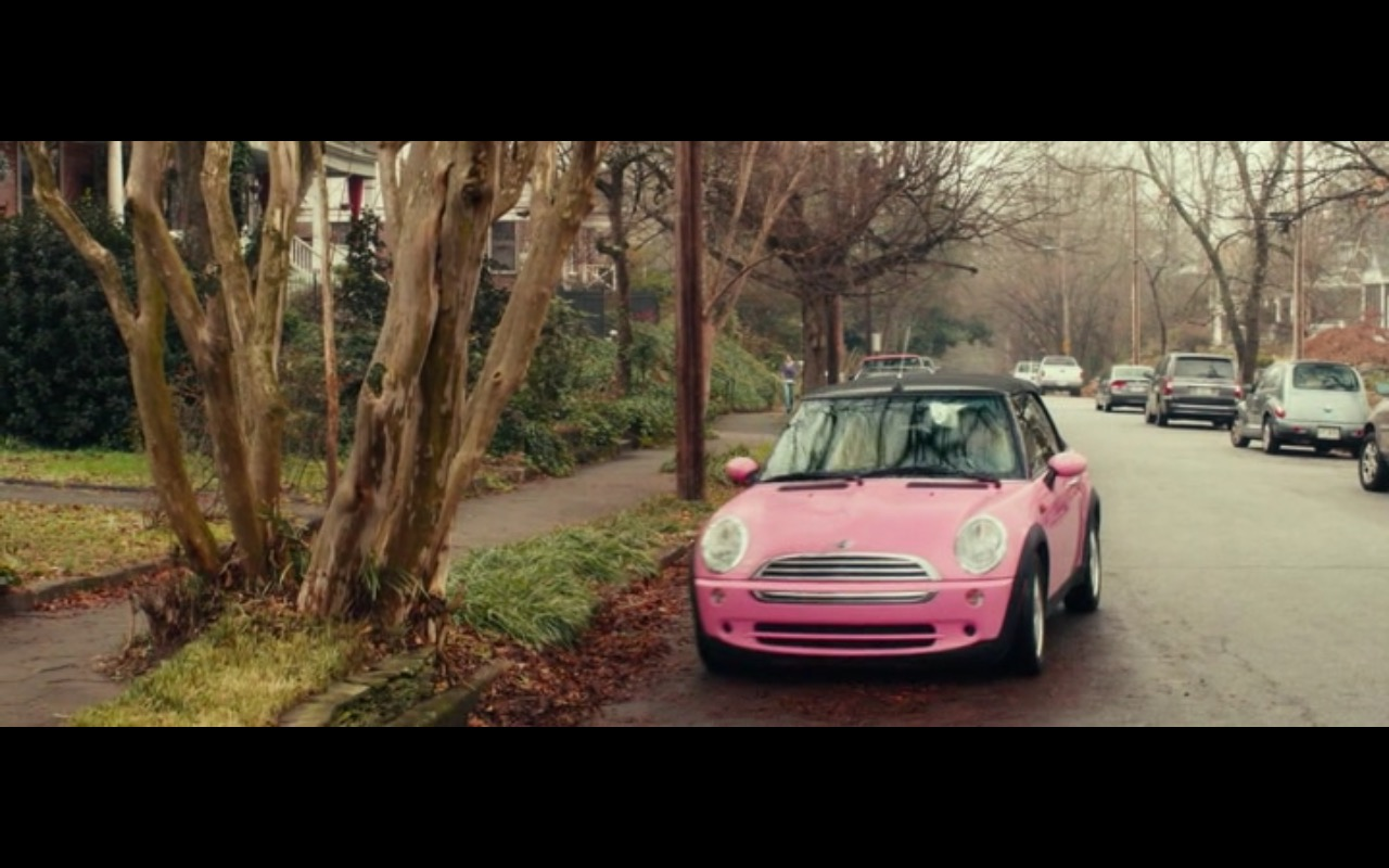 Mini Cooper – Dirty Grandpa (2016) - Movie Product Placement