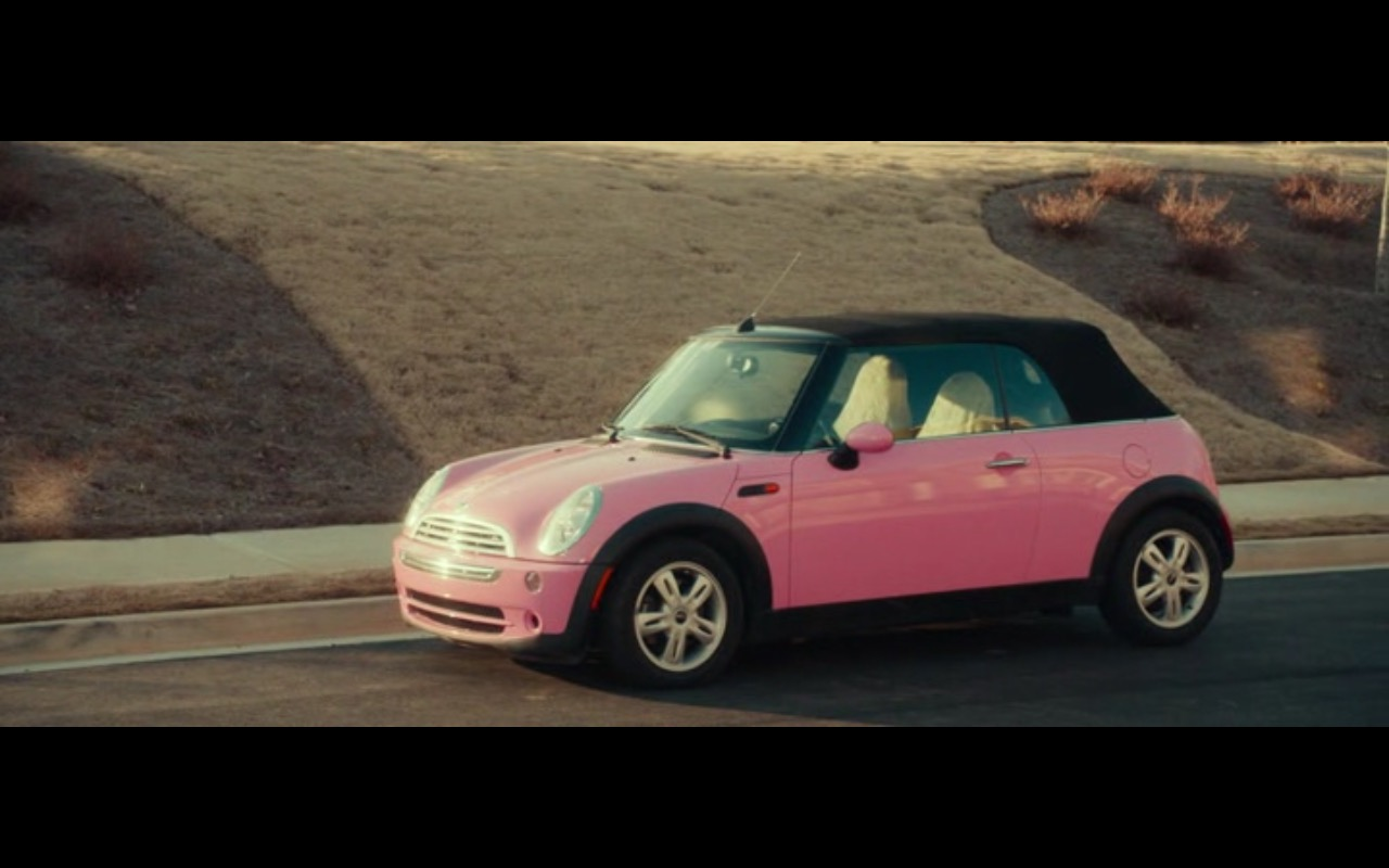 Mini Cooper Dirty Grandpa 2016 Movie