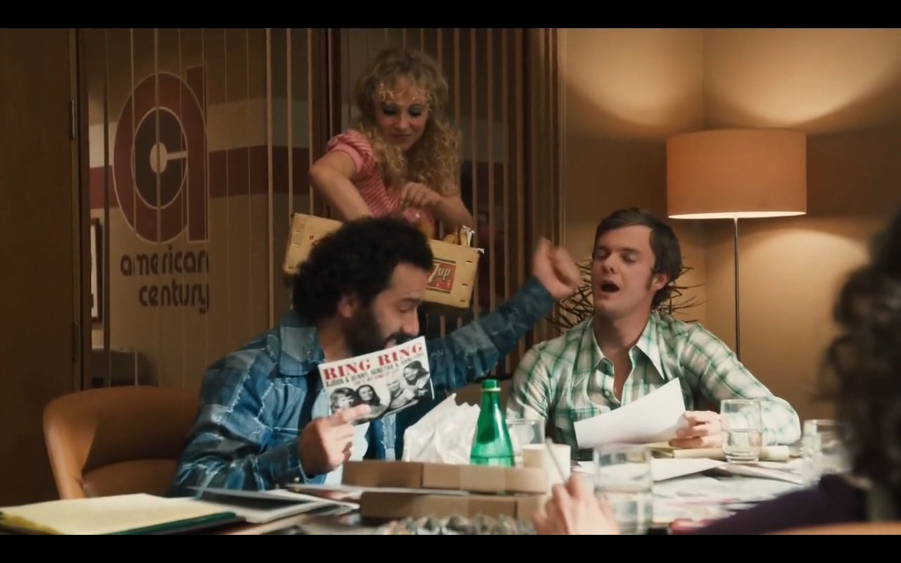 7Up - Vinyl TV Show Product Placement