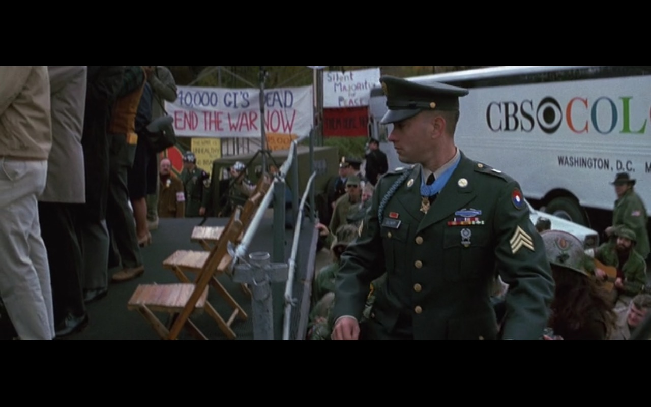 CBS – Forrest Gump (1994) Movie Product Placement