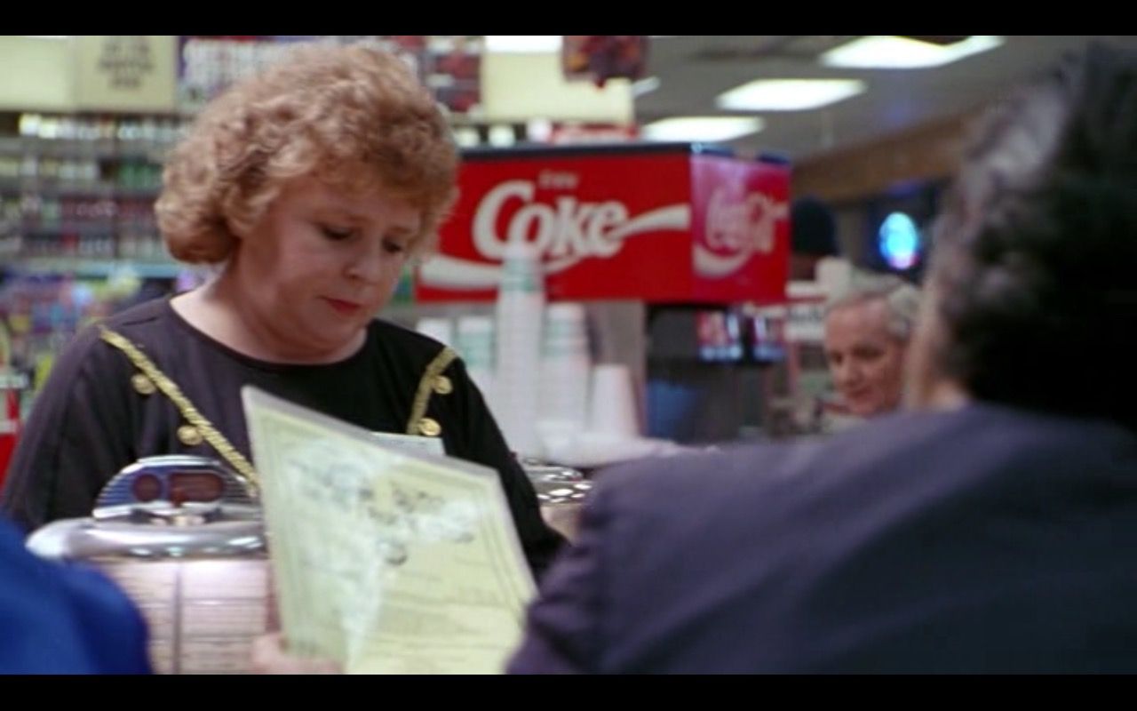 Coca-Cola – The Firm (1993) Movie Product Placement