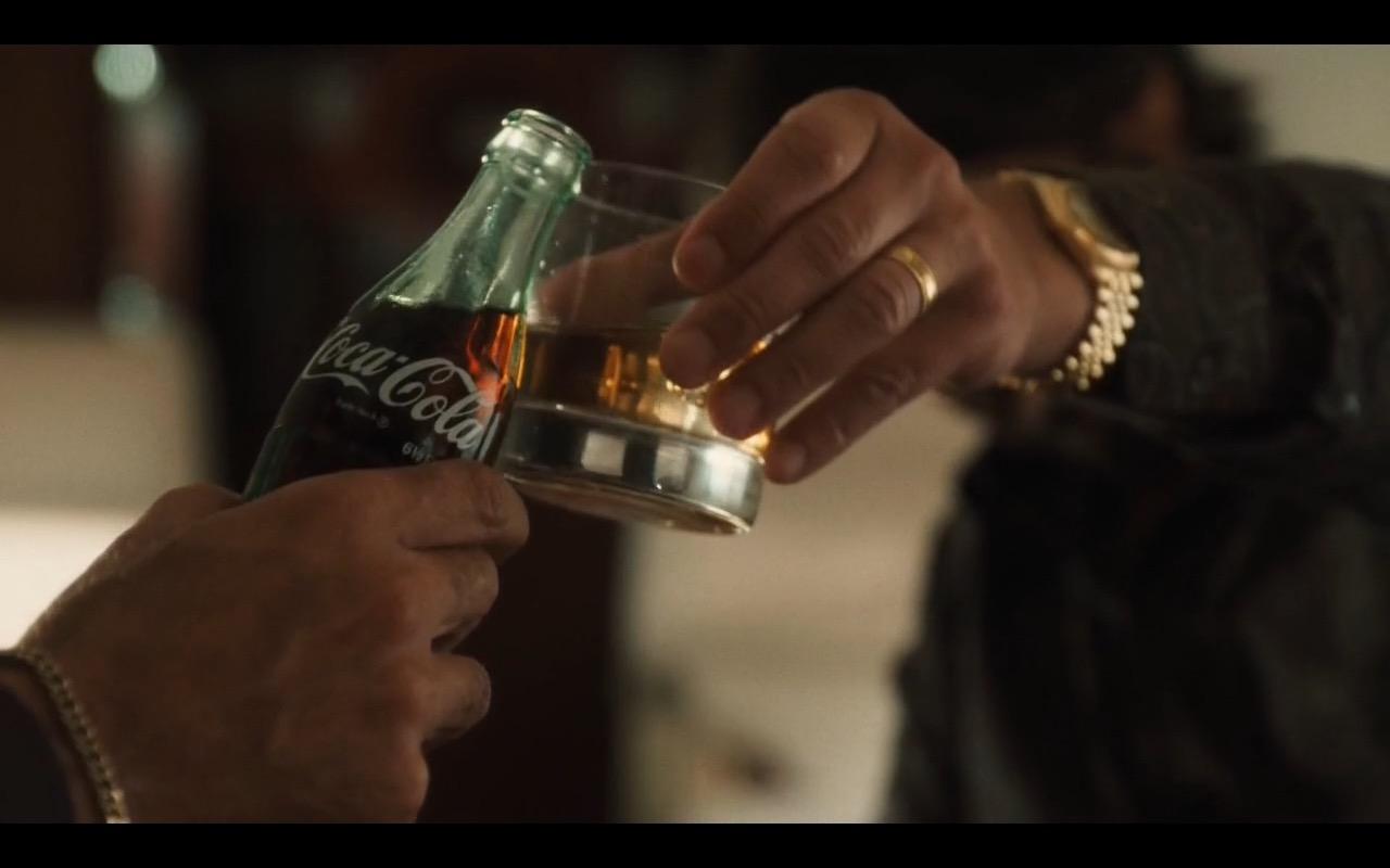 Coca-Cola - Vinyl TV Show Product Placement