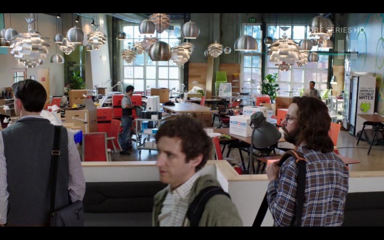 Corovan Silicon Valley Tv Show