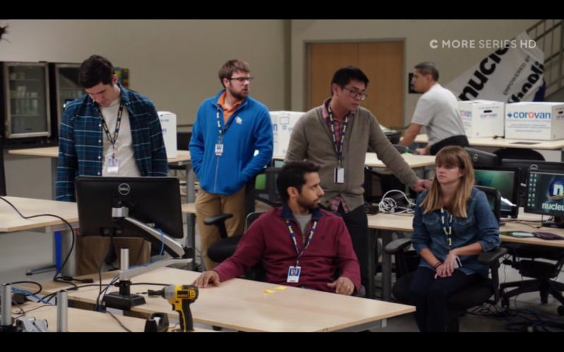 Dell And Corovan – Silicon Valley
