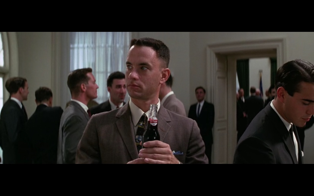 forrest gump 26 chapters essay