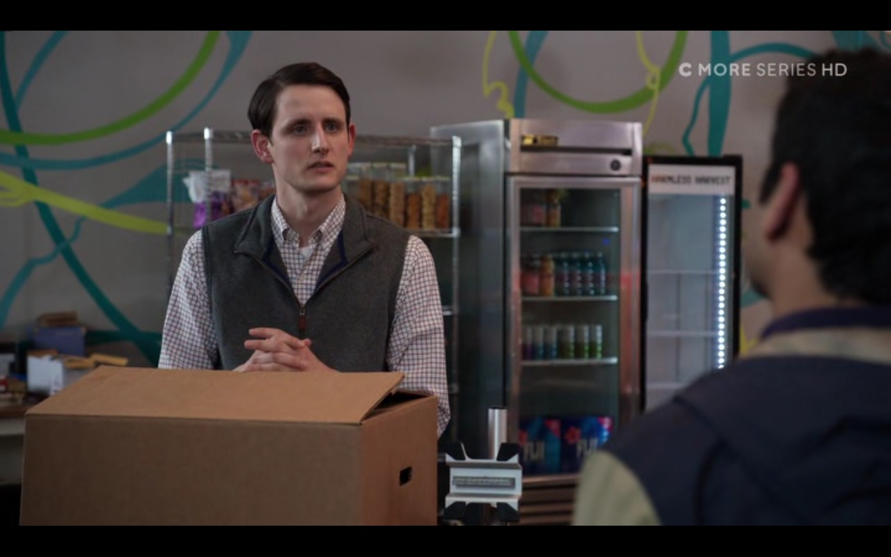 FIJI Water – Silicon Valley TV Show Product Placement