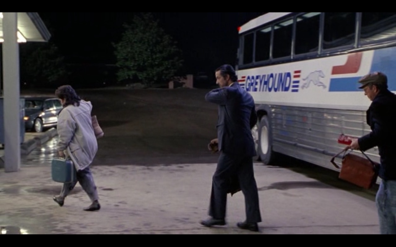Greyhound Lines The Firm 1993 Movie