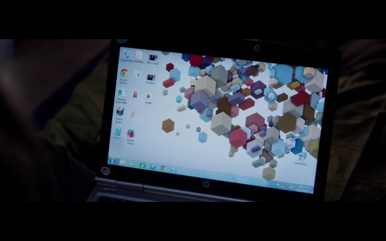 HP And Windows - The Correspondence (2016) Movie Product Placement