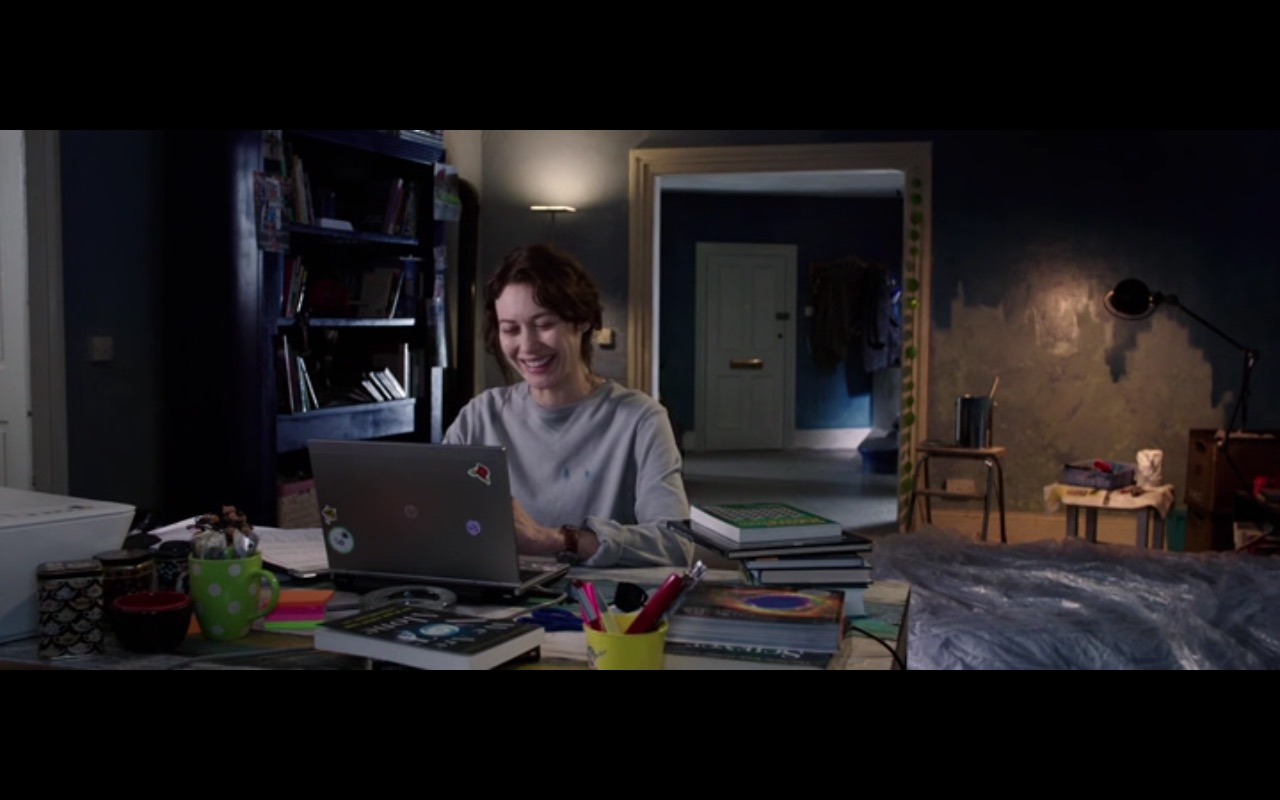 HP Notebook – The Correspondence (2016) - Movie Product Placement