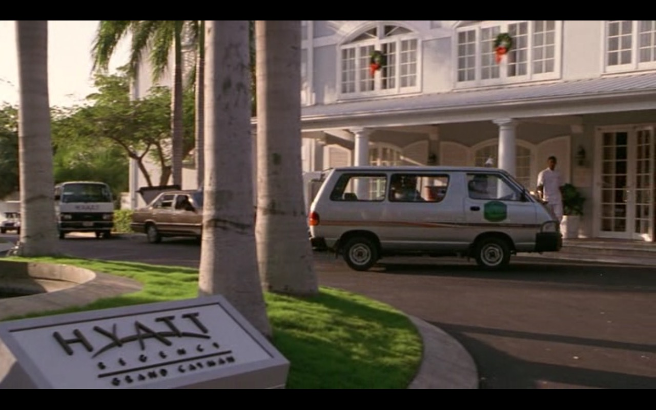 HYATT – The Firm (1993) Movie Product Placement