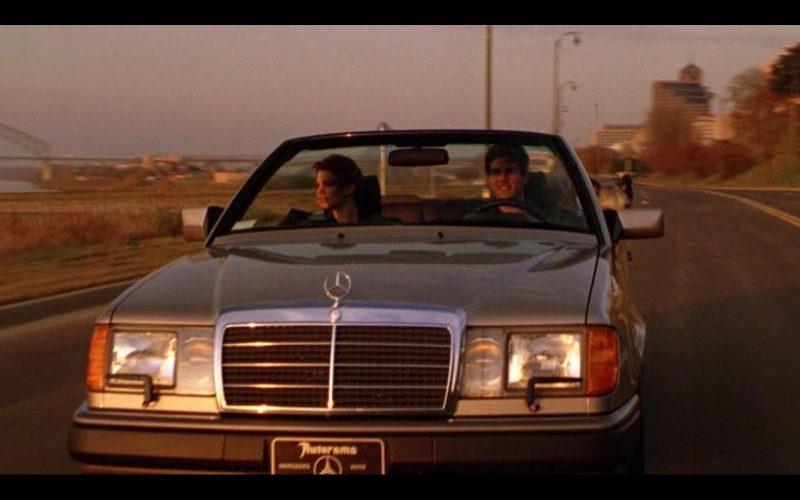 Mercedes-Benz 300CE – The Firm 1993 (1)