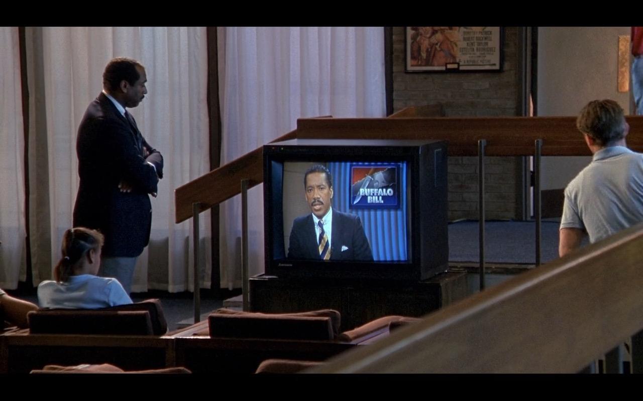 Mitsubishi TV - The Silence of the Lambs 1991 (2)