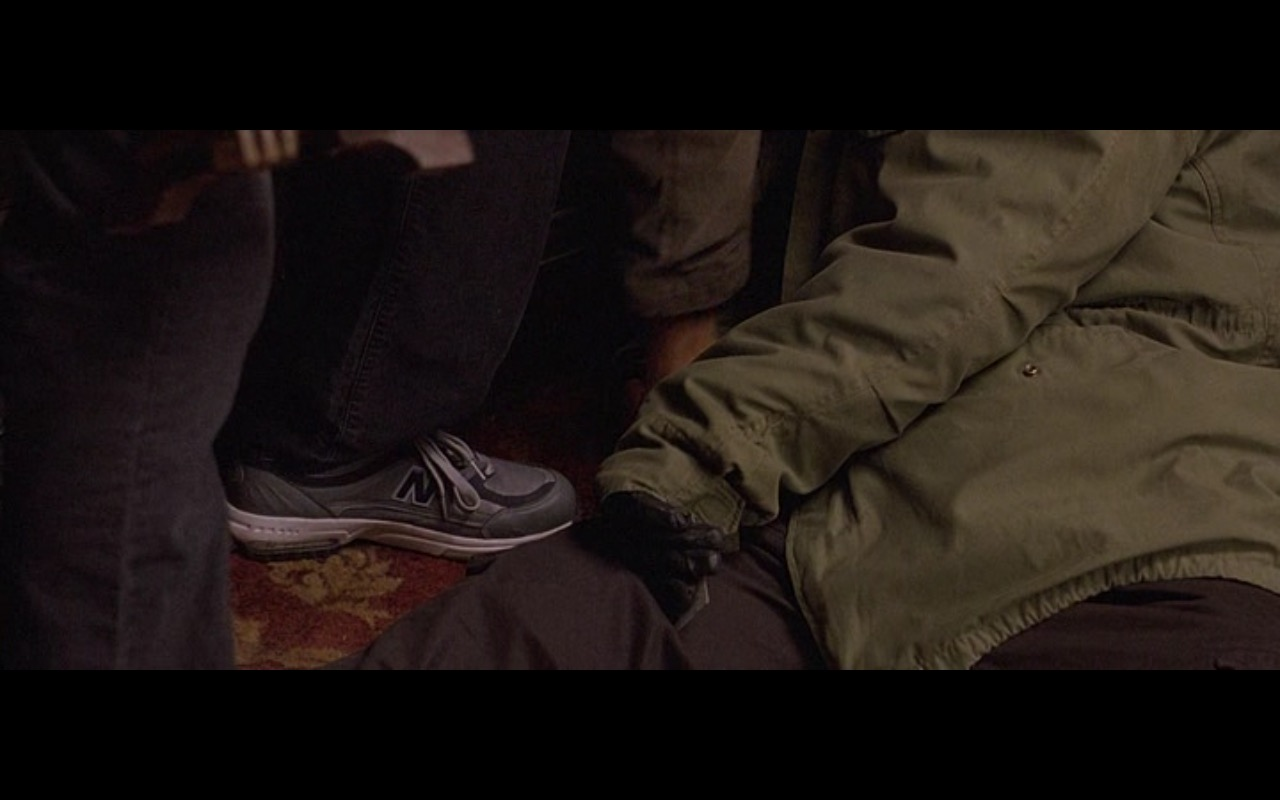 New Balance Sneakers – Derailed (2005) - Movie Product Placement