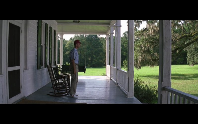 Nike Shoes Worn by Tom Hanks in Forrest Gump (1994) - Movie Product Placement