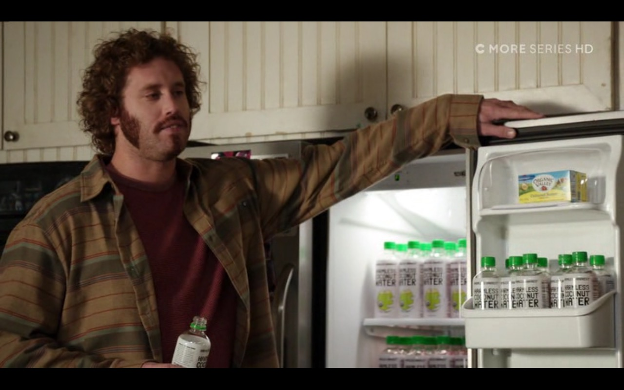 Organic Valley & Harmless Harvest - Silicon Valley TV Show Product Placement