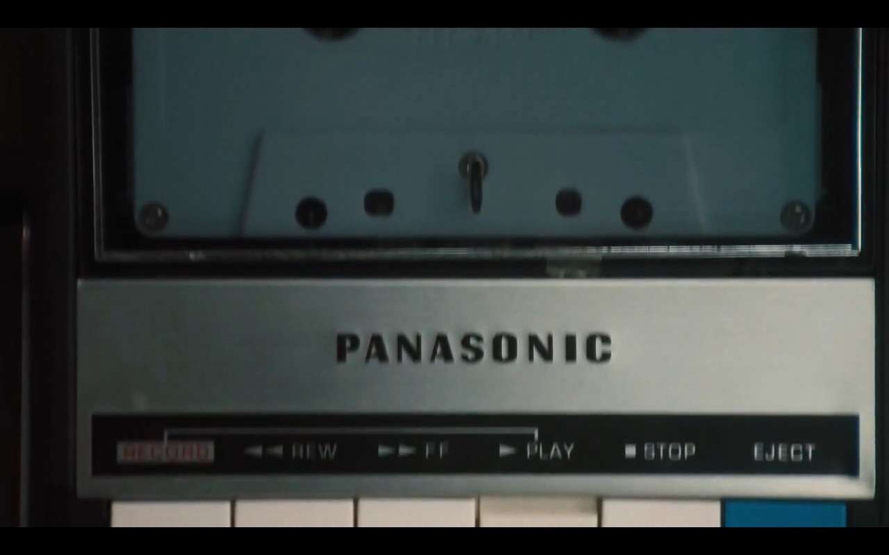 Panasonic – Vinyl TV Show Product Placement