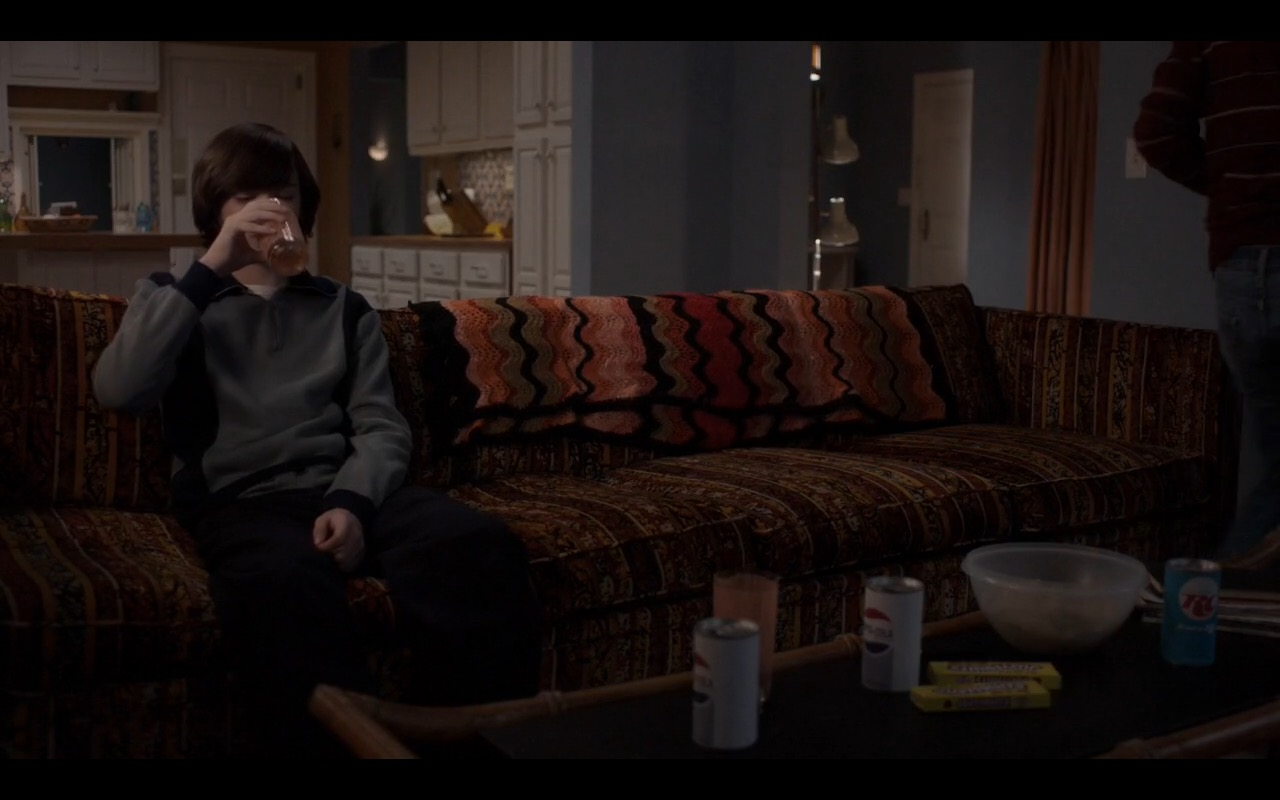 Pepsi And RC Cola - The Americans TV Show Product Placement