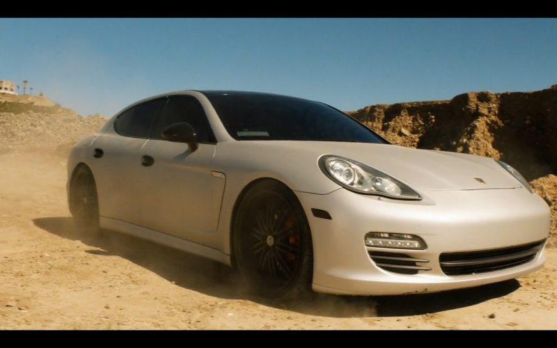 Porsche Panamera – Fear The Walking Dead (1)