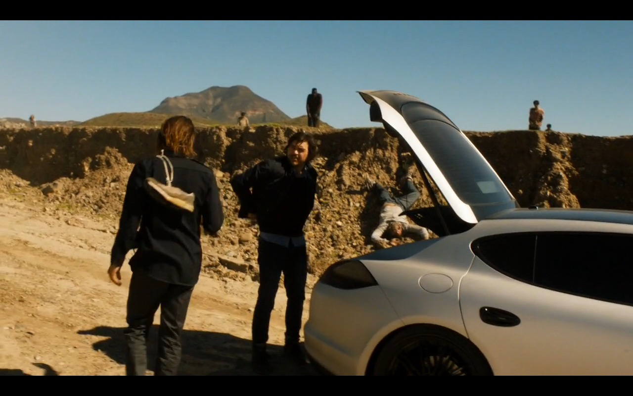 Dodge Durango Used >> Images of Porsche Panamera – Fear The Walking Dead TV Show