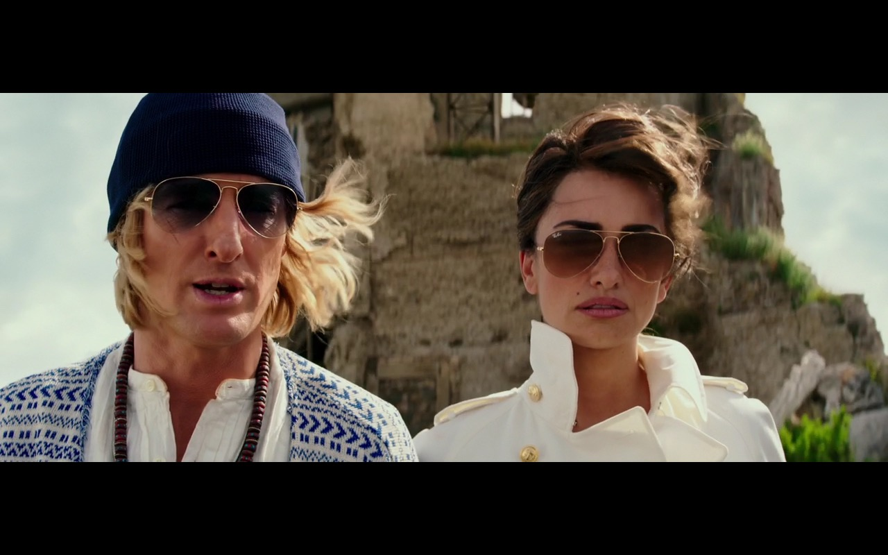 Ray-Ban Women's Sunglasses - Zoolander 2 (2016) - Movie Product Placement
